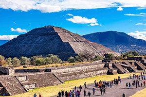 Velký okruh srdcem Mexika