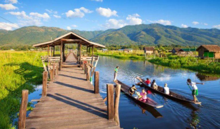 Barma jezero