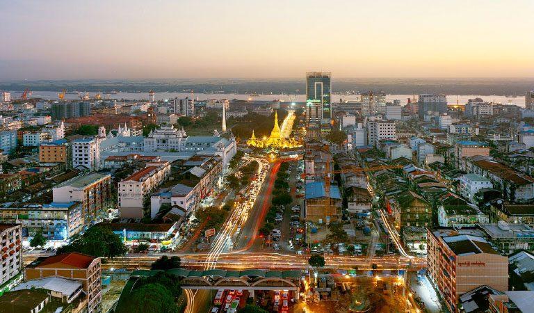 Barma pohled