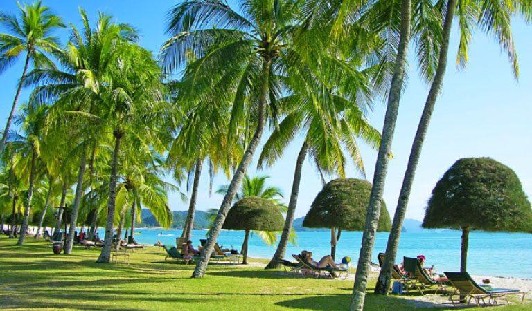 Berjaya Langkawi 5* pláž