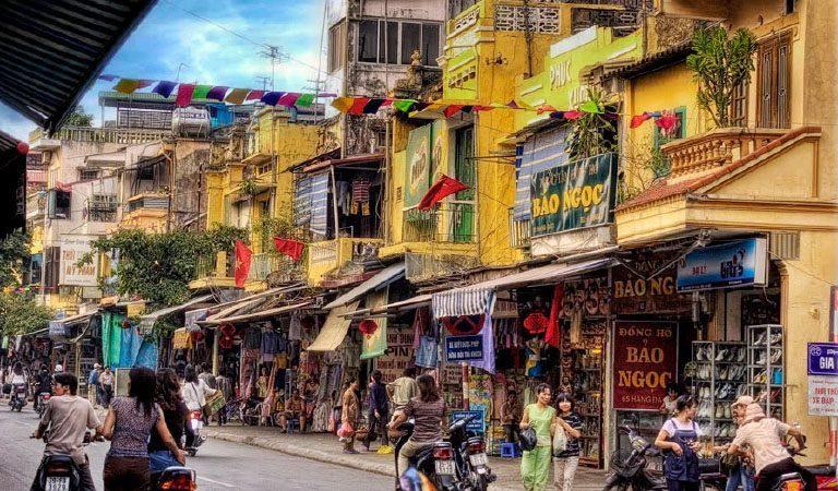 Kouzlo Vietnamu