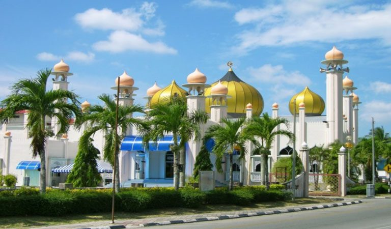 Malajsie palác