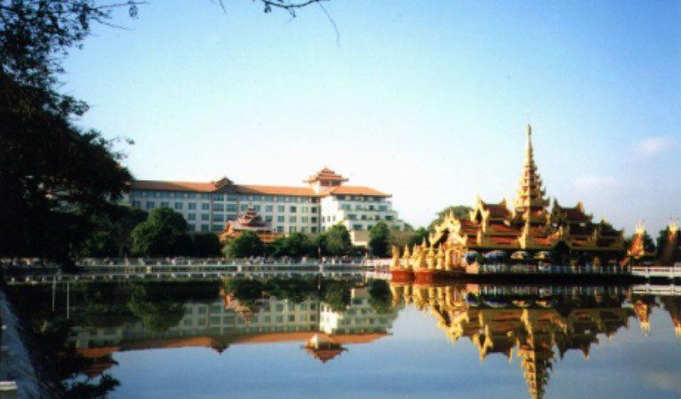 Mandalay klášter