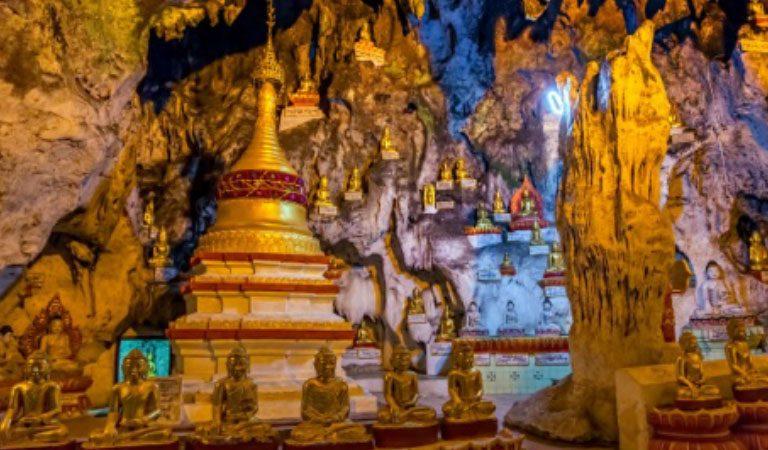 Pindaya jeskyně