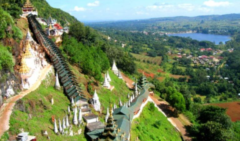 Pindaya pagody