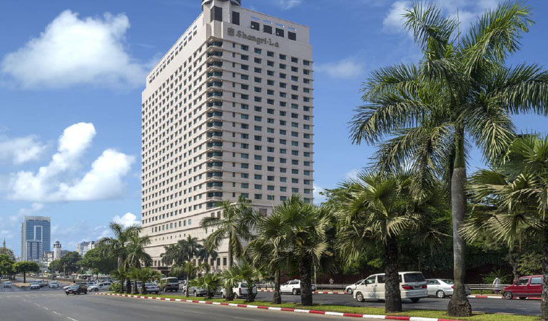 SULE SHANGRI-LA HOTEL  5*