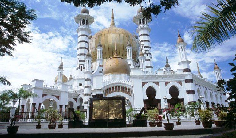 Palác sultána Abdula Samada