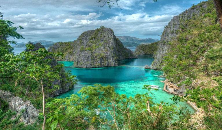 Filipíny Bohol Island – Palawan Island