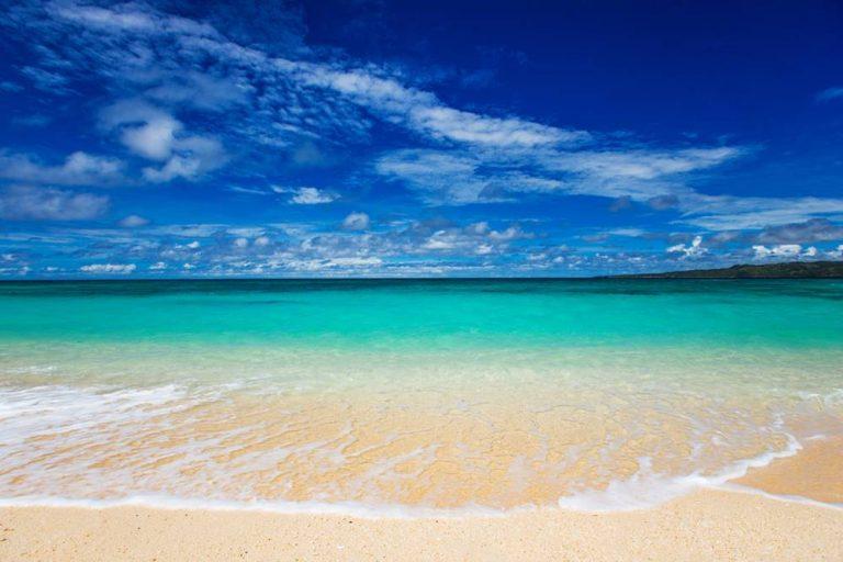 Filipíny Bohol Island písčité pláže