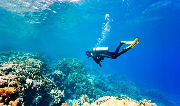Filipíny Boracay Island potápění