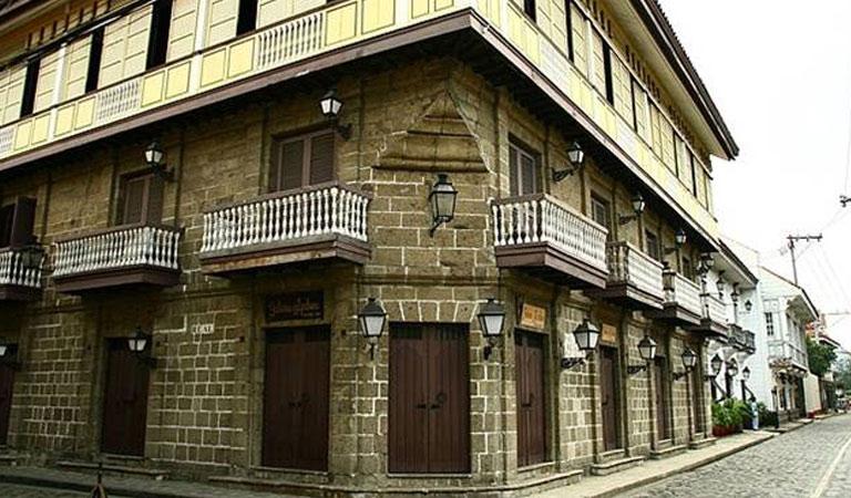 Filipíny Manila Casa Manila