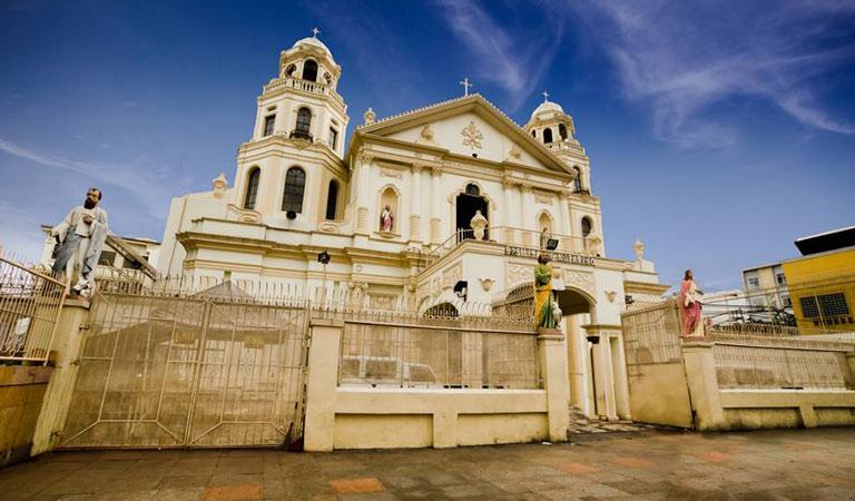 Filipíny Manila americký hřbitov