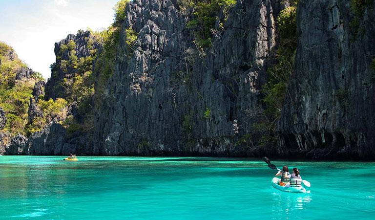 Filipíny Palawan Island