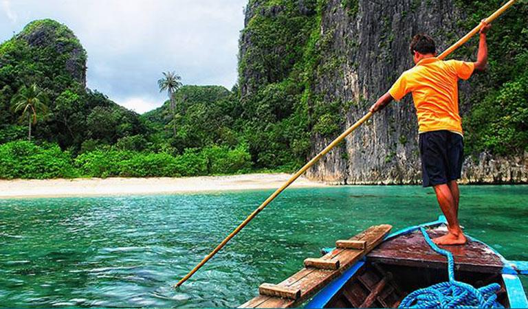 Filipíny Palawan Island výlety