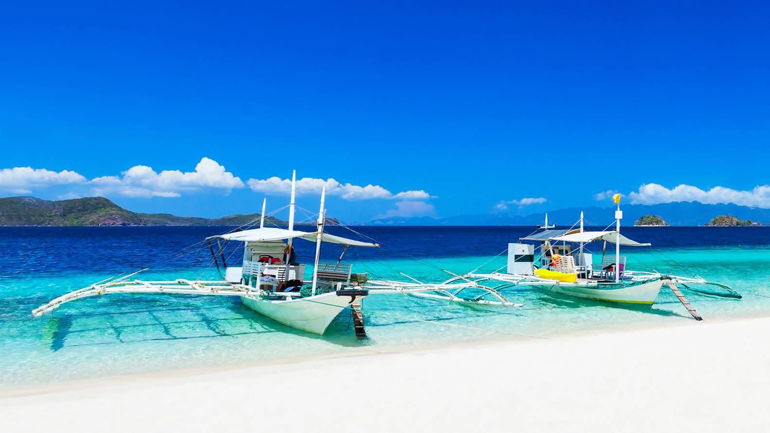 Nejkrásnější filipínské ostrovy
